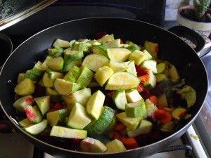 comida veggie
