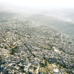04. Vista Aerea de la Ciudad de Mexico XXIII, 2006